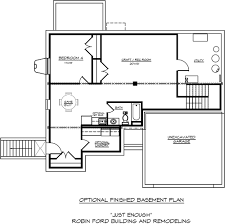 Craft Room Floor Plans Robin Ford Building U0026 Remodeling Sample Floor Plans In Carroll