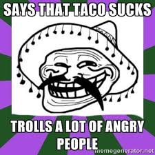 Troll Face Know Your Meme - mexican troll face advice animals know your meme