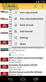 rss reader android easy rss reader for android free at apk here store
