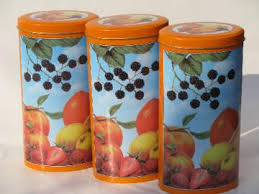 italian canisters kitchen retro kitchen canisters