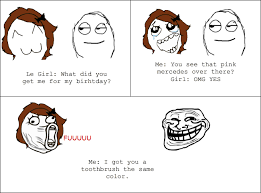 Memes Comic - rage comic birthday by i like memes on deviantart