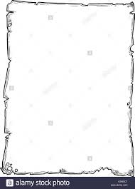 hand drawing cartoon halloween frame scroll with pumpkin stock