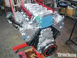 we take a 6 0l lq4 engine block add a little elbow grease and