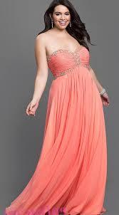 plus size coral bridesmaid dresses pluslook eu collection - Coral Plus Size Bridesmaid Dresses