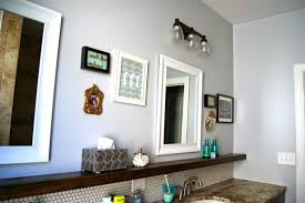 bathroom ideas two rustic framed bathroom wall art above small