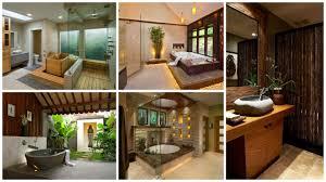 inspiringly relaxing bathroom designs for family house