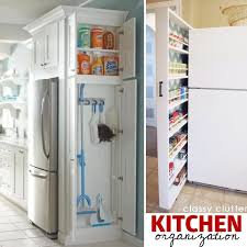 How To Organize Small Kitchen Appliances - 27 genius small space organization ideas kids activities