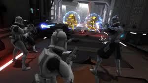star wars the clone wars republic heroes gamespot