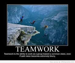 Team Work Meme - 11 coolest teamwork meme and lessons to be learned my cool team
