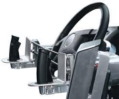joystick volante volante meccanico e joystick elettronico i nuovi comandi di guida
