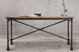 Restoration Hardware Office Desk 12 Industrial Desks You Ll Want For Your Home Office