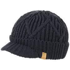jeep hat oscar peak pull on knit hat by barts gbp 22 95 u003e hats caps