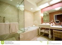 luxury hotel bathroom stock image image of design wall 5933295