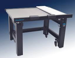 vibration isolation table used cleanbench vibration isolation table