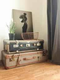 Wohnzimmer Einrichten Was Beachten Juniqe Print Fürs Wohnzimmer Auf Vintage Koffern Mit Einer