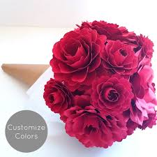 paper flower bouquet benefit blossoms arrangement paper flower bouquet my