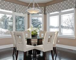 Swag Curtains For Dining Room Bold Design Contemporary Kitchen Valances Curtains Window Swags