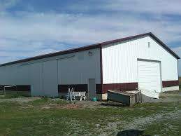 pole barn pole barns lima ohio stahl mowery construction