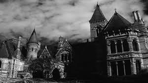 house on haunted hill by frank devol 1950 u2013 vintage halloween