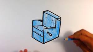 Couch Cartoon How To Draw A Couch Cartoon Easy Pictures To Draw Youtube