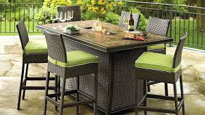 counter height patio furniture folding counter height table patio