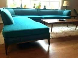 mid century modern sofa with chaise mid century modern l shaped sofa modern mid century l shaped left