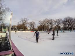 the clark park ice rink begins again