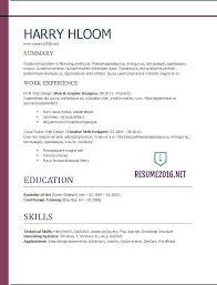 free windows resume templates 50 free microsoft word resume