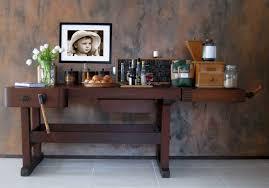 küche industriedesign alte hobelbank aufgearbeitet küche im industriedesign