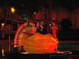 thanksgiving dinner show picture of secrets riviera