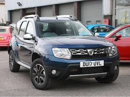 duster dacia used 2017 dacia duster 1 5 dci prestige station wagon 5dr start
