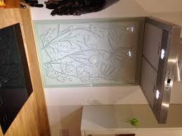 embossed glass splash backs glassification