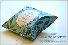 boite emballage cadeau en carton dodo et cath deux copines et leurs petits papiers diy tuto