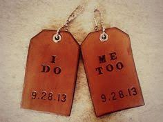unique luggage tags his and hers custom leather luggage tags handmade personalized