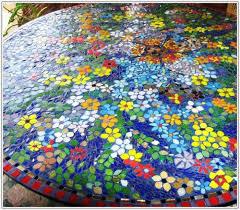 tile table top design ideas mosaic tile table top ideas tiles home design ideas vka0alndn3