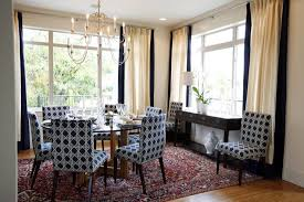 blue dining room chairs navy blue velvet dining chairs design ideas