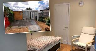 in pictures a u20ac1k one bed garden flat for rent in dublin