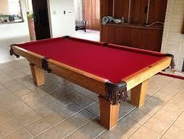 Red Felt Pool Table Re Felt U0026 Re Cloth Pool Table Pros