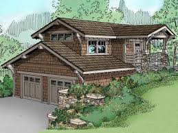 hillside garage plans carriage house plans unique carriage house plan with 2 car