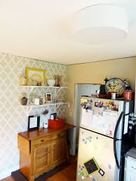 Cheap Kitchen Lighting by Diy Update Your Kitchen Lighting On The Cheap Revamp Homegoods