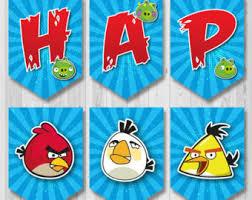 angry bird printable etsy