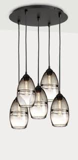 room and board pendant lights room board modern banded mixed pendant lights with round ceiling