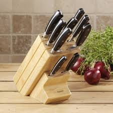 uncategories kitchen cutlery black knife block set chef knife