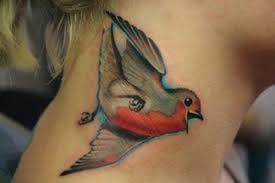 red robin tattoo tattoo collections