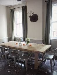 Best Dining Table Images On Pinterest Dining Tables Butcher - Butcher block kitchen tables and chairs