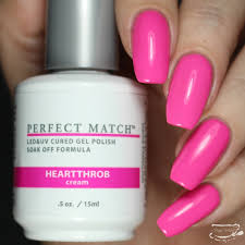 swatches lechat nails retro remix perfect match collection