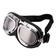 popular goggles motocross buy cheap hotclassic anti uv safety scooter antiglare goggles helmet glasses