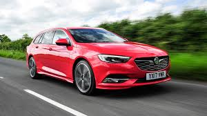 opel insignia wagon trunk vauxhall insignia sports tourer 2017 review by car magazine