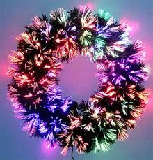 Fiber Optic Christmas Decorations Pre Lit Artificial Christmas Tree Fiber Optic Trees