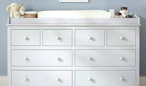 White Dresser Changing Table Combo Dresser Changing Table Combo White Drop C Thedailygraff